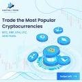 Trade the Most Popular Cryptocurrencies - BTC, XRP, ETH, LTC