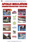 Apollo Insulation Aluminum Composite Foils - Catalog 2012