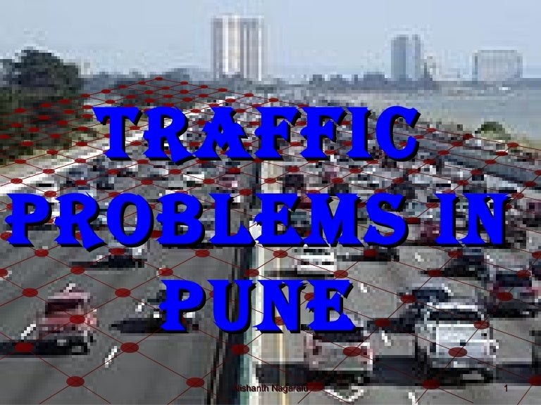Essay about solving traffic problems