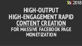 Traffic & Conversion Summit 2018 High-Output High-Engagement Content