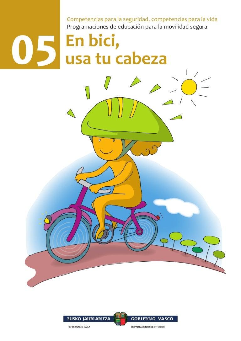Trafikoa 2011 es_pems05-ud 10-11anos_en bici usa tu cabeza_mjiturrald…