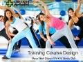 Training course design pp presentation