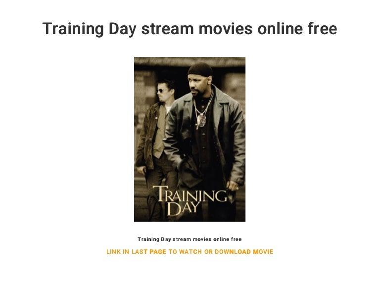 Training Day Online Stream