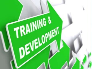 training & development ppt