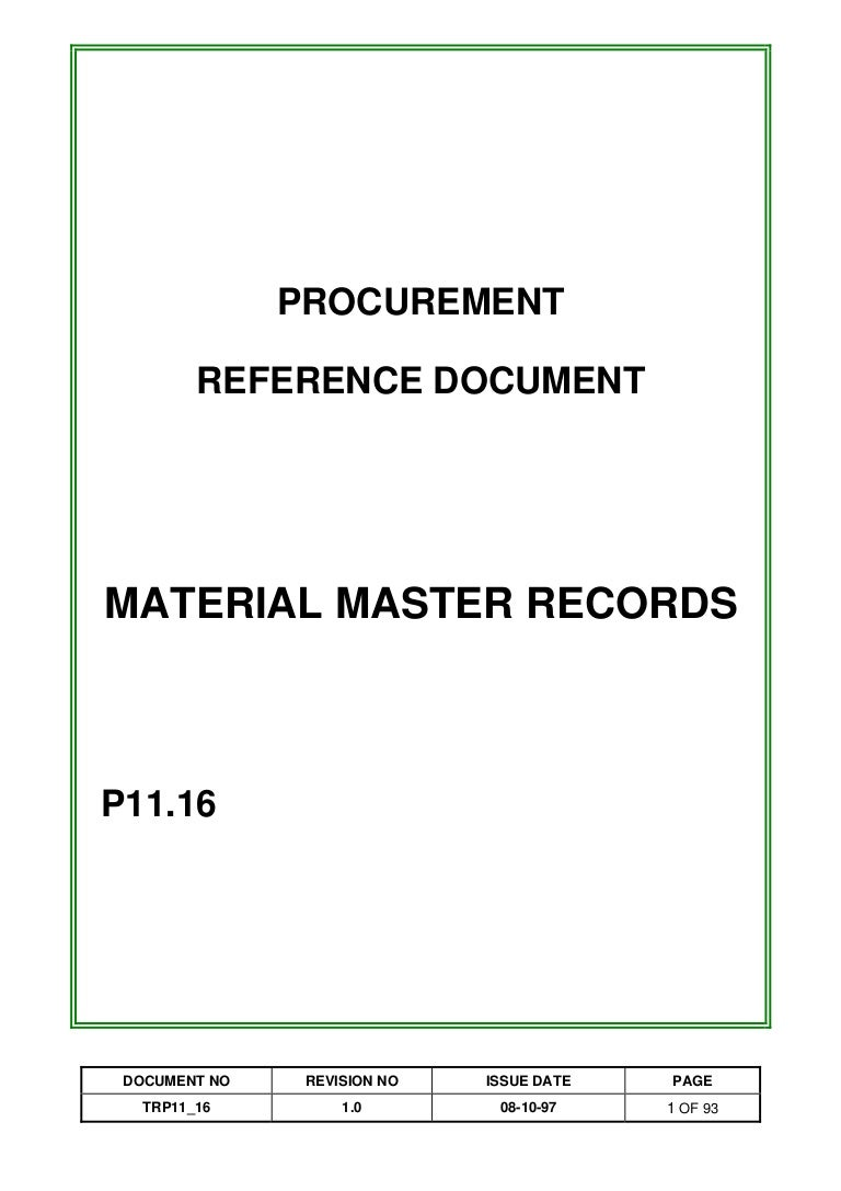 reference document template