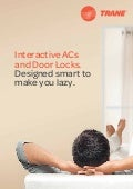 TRANE Interactive Air Conditioners