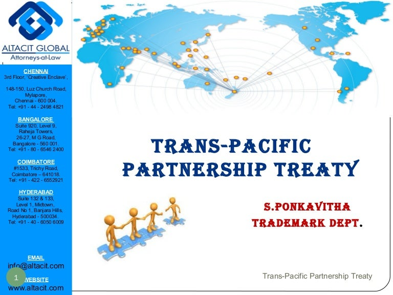 What is the trans pacific deal-3124
