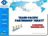 Trans pacific partership agreement