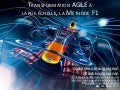 Transformation agile à large échelle, la méthode F1