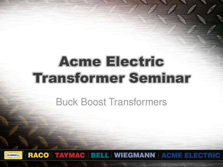 Square D Buck Boost Transformer Wiring Diagram from cdn.slidesharecdn.com