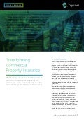 Transforming Commercial Property Insurance