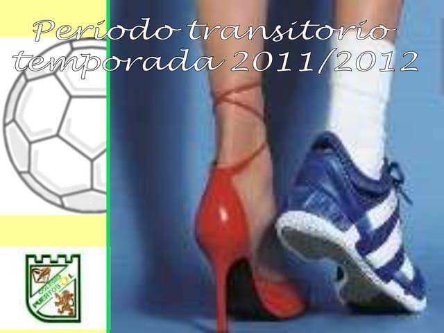 Transitorio 2012