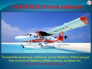 Maldives Holidays Packages