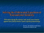 Transnational p2p solidairtyppp2012