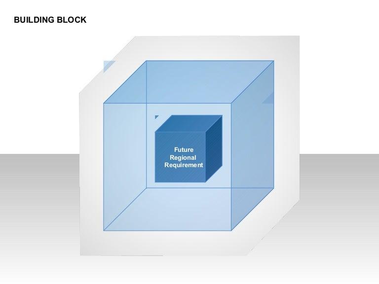 transparent building block diagrams for powerpoint. Black Bedroom Furniture Sets. Home Design Ideas