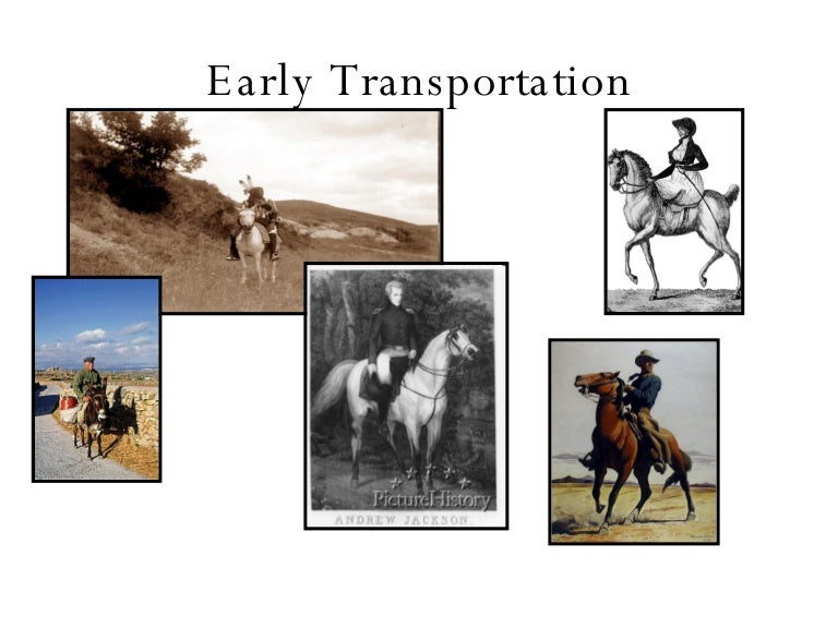 The history of transport ppt video online download.