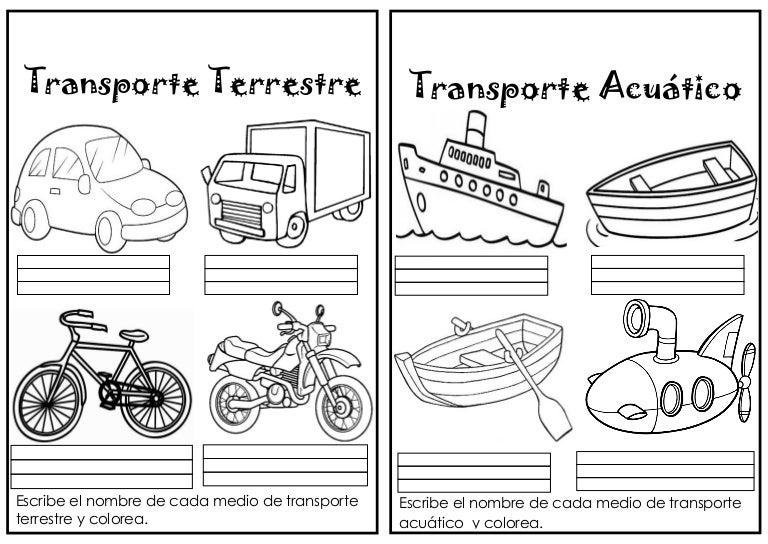 MEDIO DE Transportes