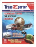 TransReporter - Technology Leads The way For Logistics