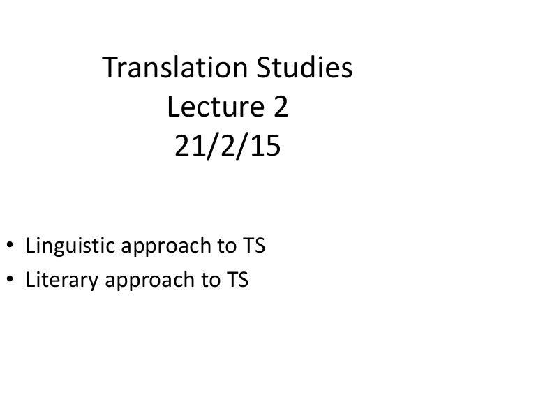 Trans studies lecture 2 altavistaventures Gallery