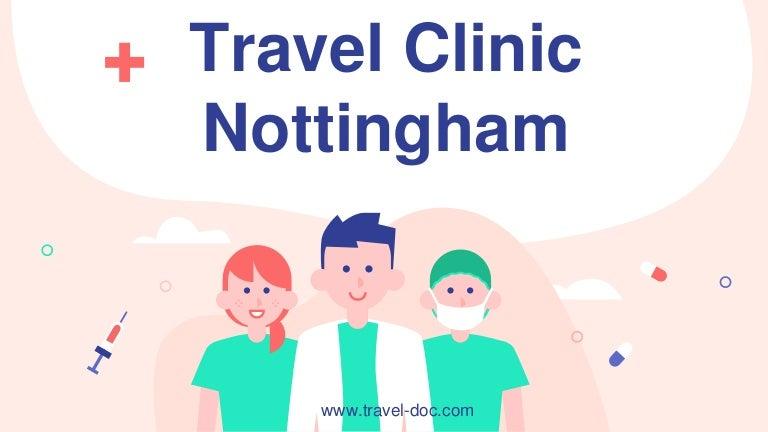 Travel clinic Nottingham