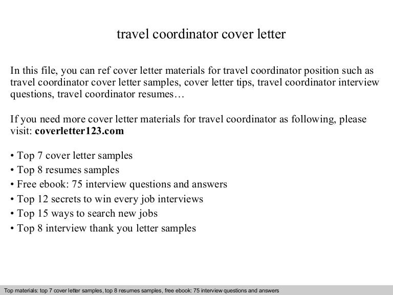 Travelcoordinatorcoverletter 141012212033 Conversion Gate02 Thumbnail 4cb1413148867