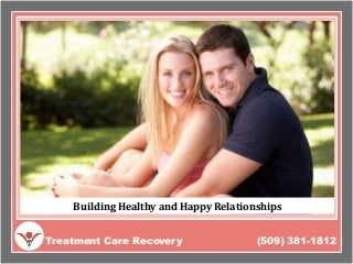 Treatment care recovery - drug addiciton rehab spokane