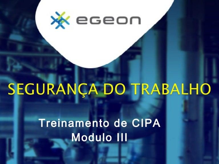 7a749ab0ca7c2 Treinamento de CIPA modulo III - NR 6 - Equipamento de Proteção Ind…