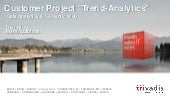 "TechEvent Customer Project ""Trend-Analytics"""