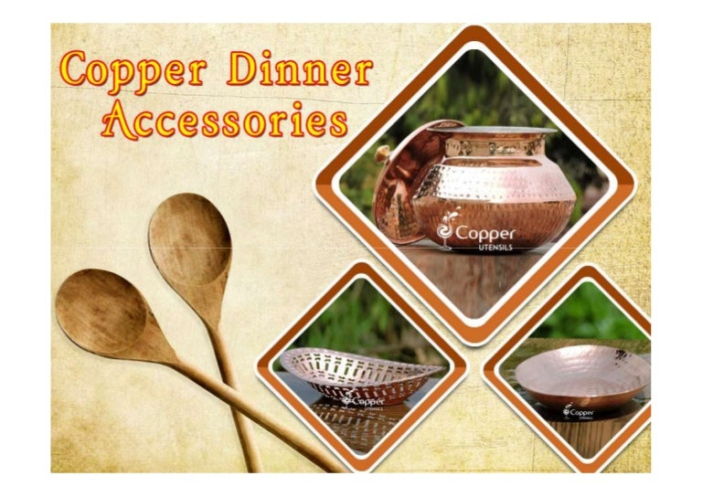 Trends 2018 Copper Home Accessories For Your Dining Room Decor