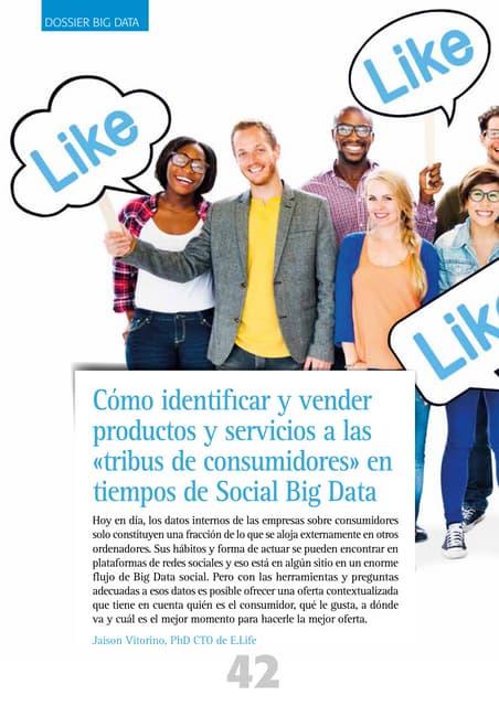 Tribus de-consumidores y social media