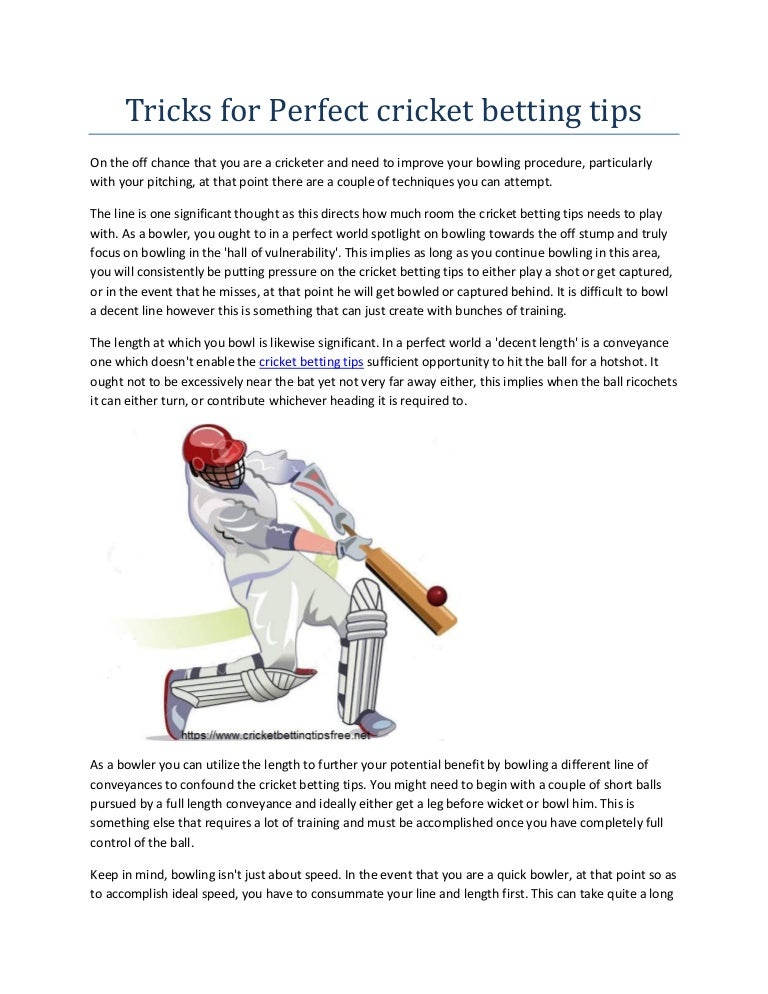 Online betting cricket tips bowling my deposit 241 bitcoins