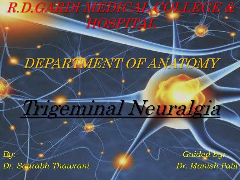 Trigeminal Neuralgia At A Glance