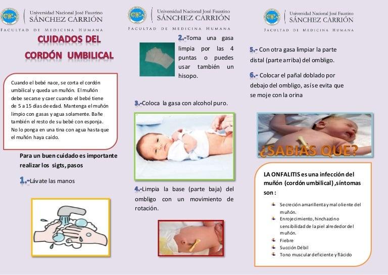 Triptico Cordn Umbilical Thumbnail Cb Vomitos Recien Nacidos