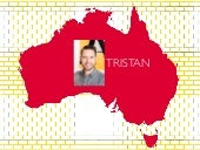 Entrepreneurship Talk in Brisbane Australia by Tristan Pollock