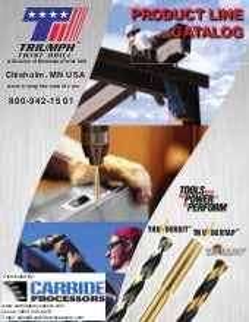 044513 No 13 Diameter T5 High Speed Steel Drill 12-Pack Triumph Twist Drill Co Black Oxide Finish