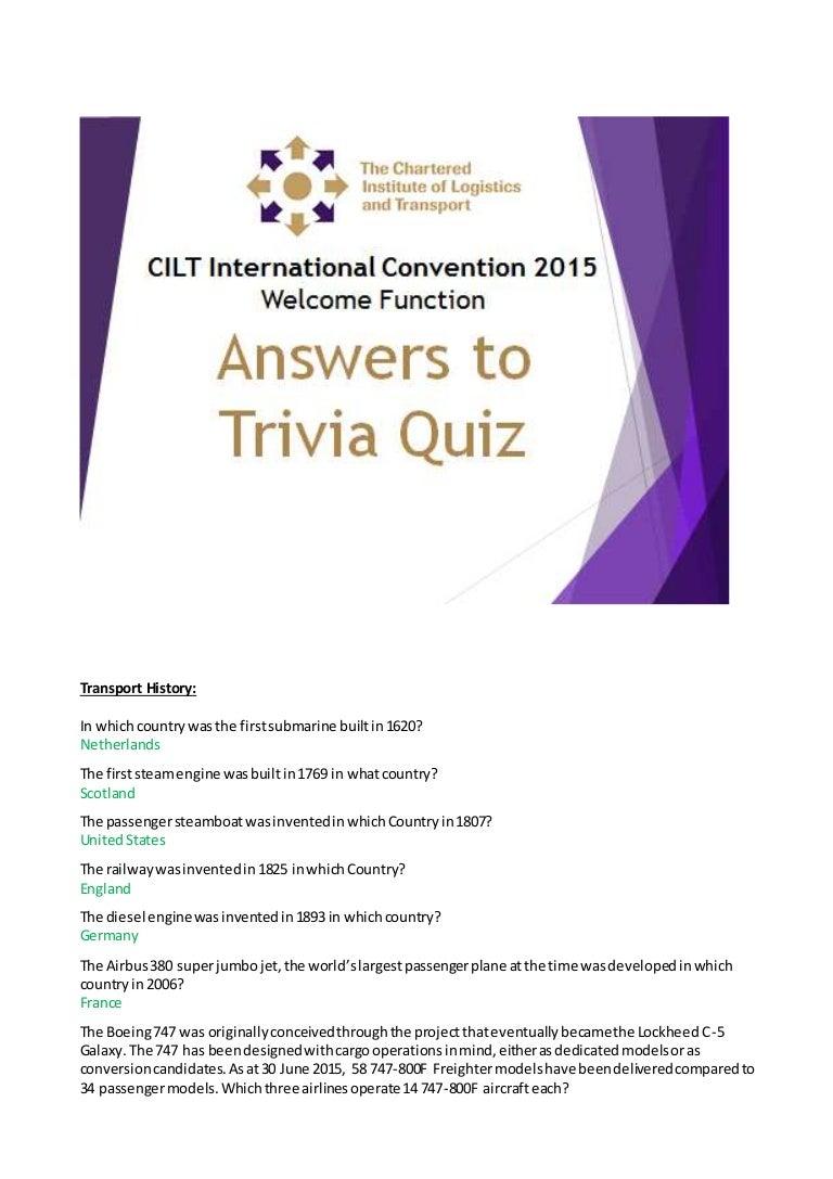 Quiz 5 6 maj 2012