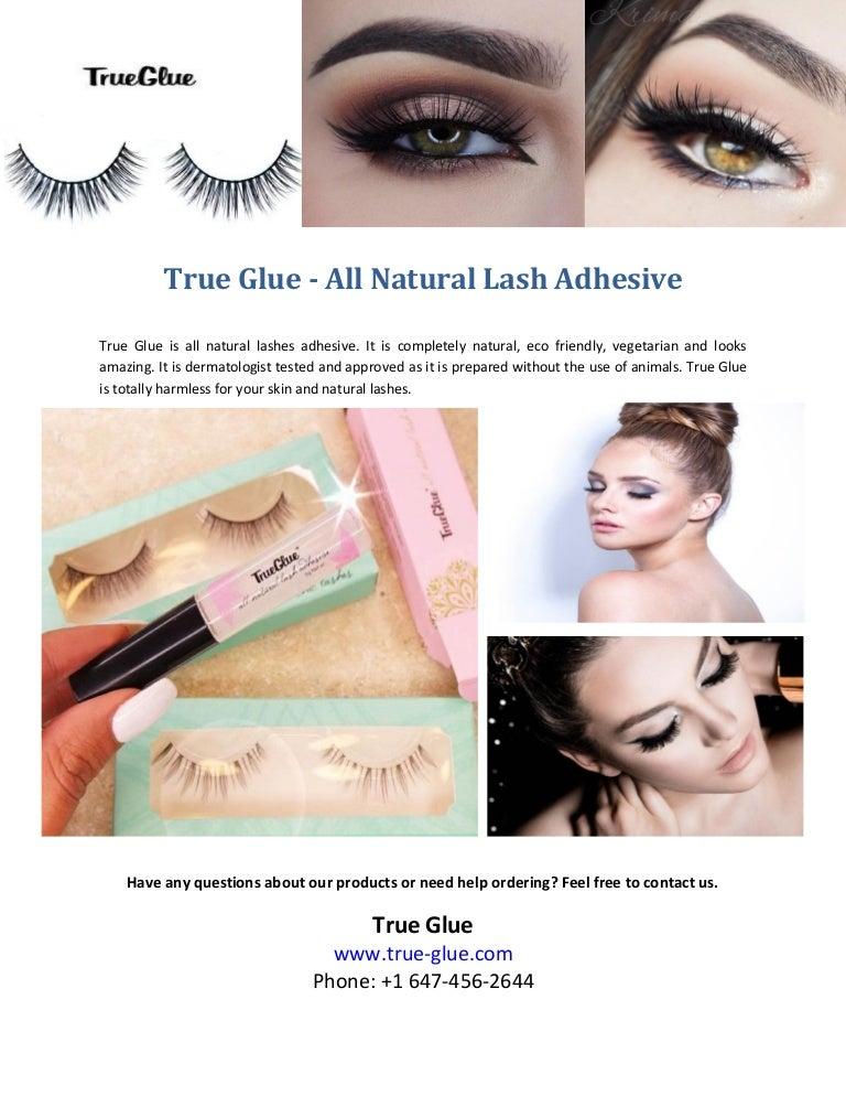 8243db1af8c True glue all natural lash adhesive