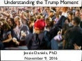 Understanding Trump & the Alt-Right Movement
