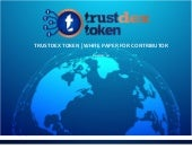 WhitePaper TrustDex Token (TDC)