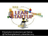 Lean startup introduction