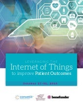 Leveraging the Internet of Things to Improve Patient Outcomes