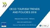 Tourism Trends and Policies 2018 launch -  8 March 2018