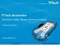TTTech automotive-overview