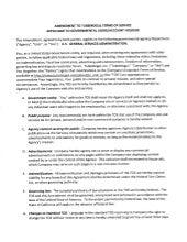 TubeMogul Terms of Service (TOS) Amendment