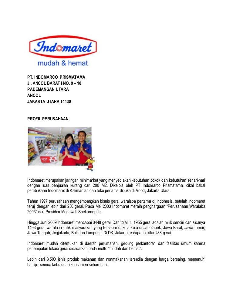 Contoh Surat Izin Orang Tua Untuk Bekerja Di Alfamidi ...