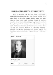 woodworth muslim The woodworth personal data sheet , sometimes known as the woodworth psychoneurotic inventory was a personality test , commonly cited as the first personality test, developed by robert s woodworth during world war i for the united states army .