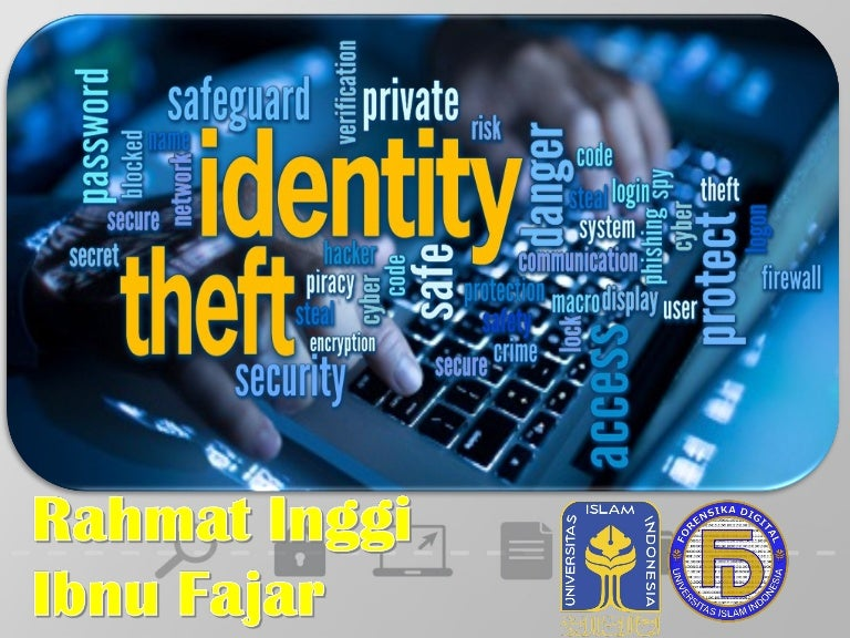Cyber Crime Identity Theft