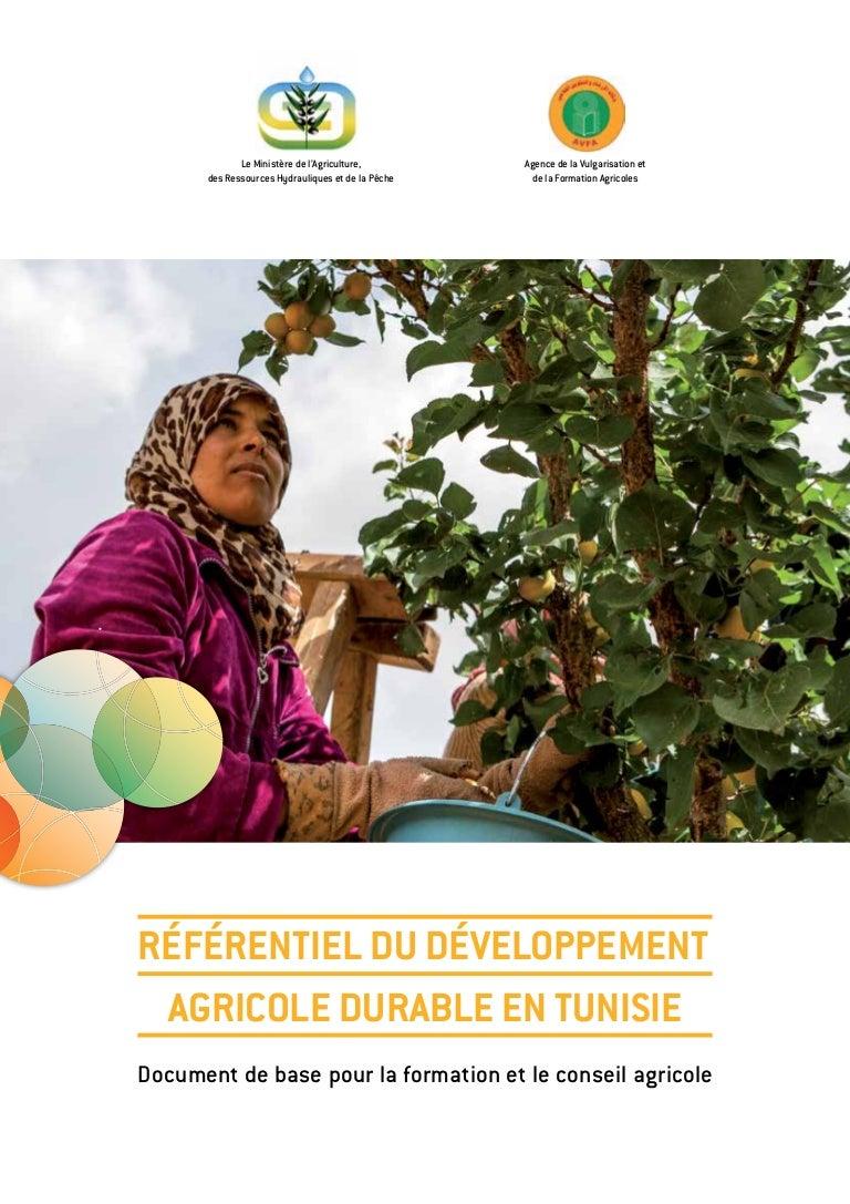 Produit Contre L Humidité Tunisie référentiel du développement agricole durable en tunisie