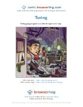 Alan Turing - Webcomic about programmers, web developers and browsers