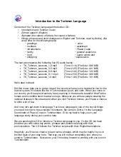 Basic Turkmen Language Course